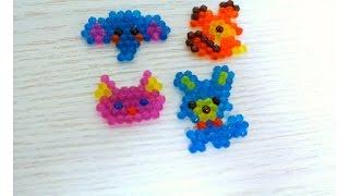 Como  Fazer Brinquedos com Aqua Beads .