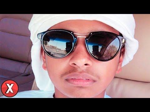 Esta é a vida do garoto milionário de Dubai