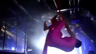 Ema Brauer - Show Cirque du Soleil ( Alegria - Telas ) Fausto Discoteque