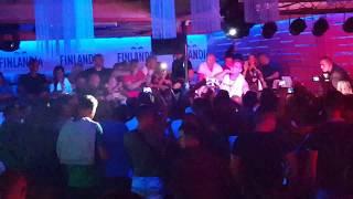 Popek Arena Mielno pakistańskie disco fragment z koncertu