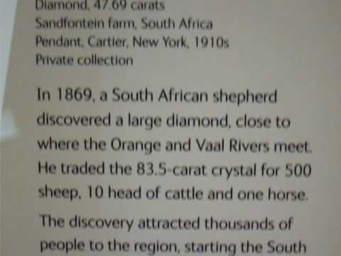 The Star Of South Africa Diamond – London UK