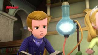 Enchanted Science Fair | Sofia The First | Official Disney Junior UK HD