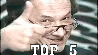 TOP 5 LOUCURAS DE ALBORGHETTI