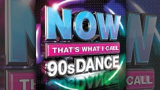 NOW That's What I Call 90s Dance | TV Advert