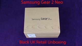 فتح صندوق ساعه سامسونج الذكيه جير2 نيو   Samsung Gear ™ 2 Neo