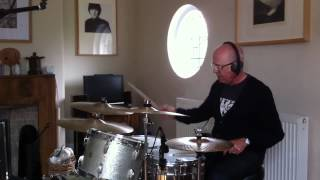 Dakota suite drum session with John Shepard.