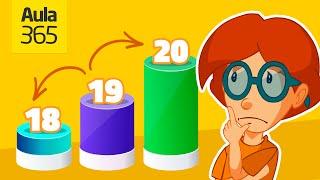 Ordenar los Números: Número Anterior y Posterior (Parte 2) | Videos Educativos para Niños