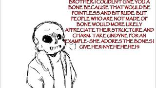 Truth or Dare with Undertale #1