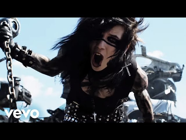 Videoclip de la canción The Legacy de Black Veil Brides
