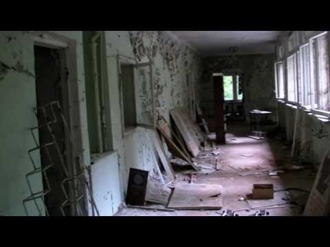 Pripyat: Middle School No 3 – First Floor