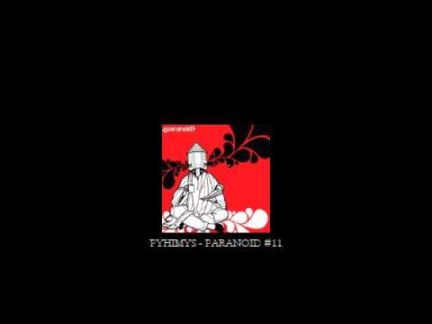 pyhimys-paranoid-11-funkytuss