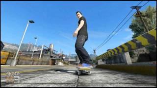 Skate 3 Industrial Line