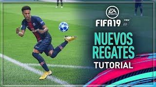 FIFA 19 NUEVOS REGATES - TUTORIAL | NEW SKILLS