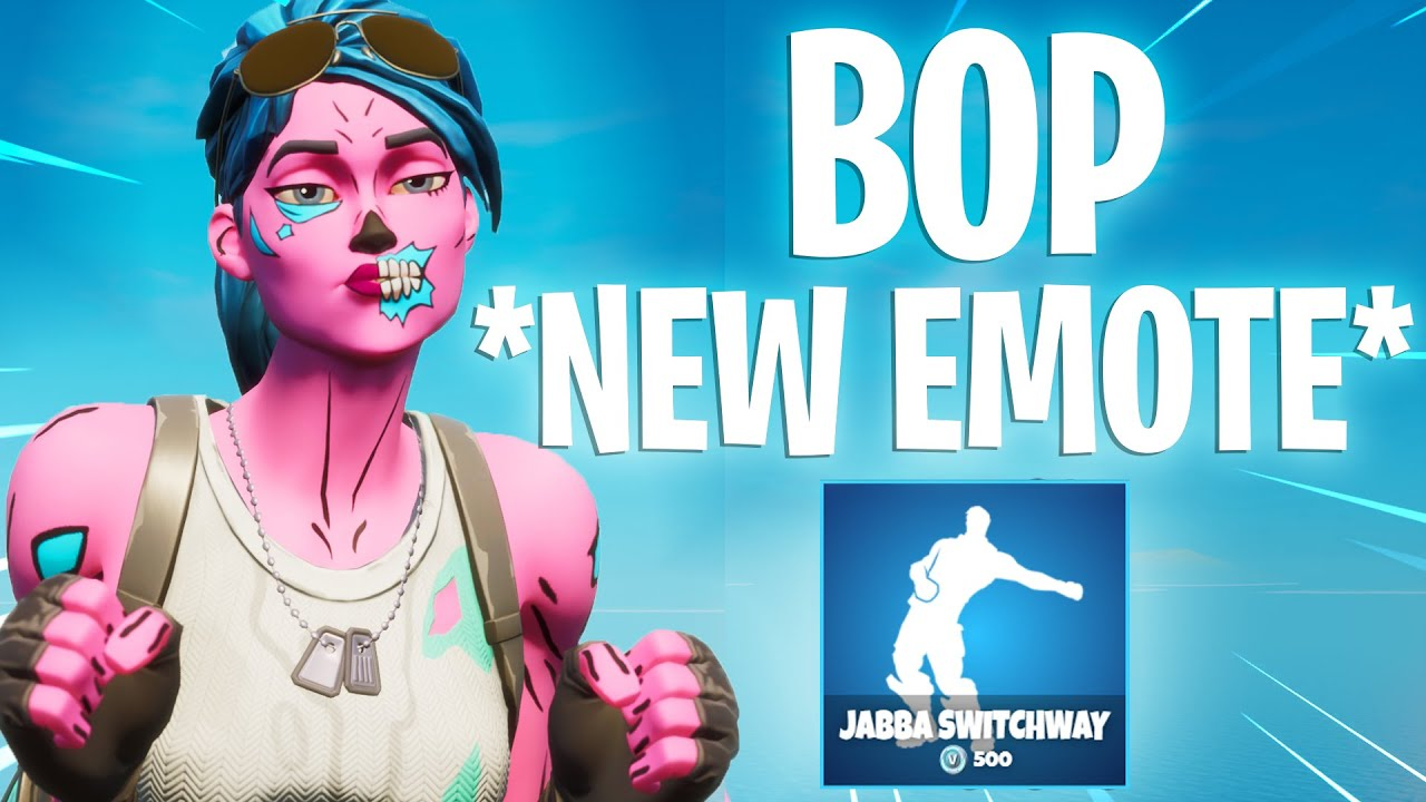 Joymz - Fortnite Montage - BOP (DaBaby) Jabba Switchway *NEW EMOTE*