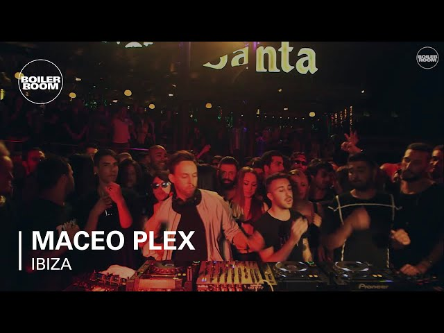 Maceo Plex Boiler Room Ibiza DJ Set