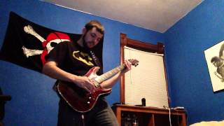 Ozzy Osbourne - Crazy Train (Guitar Cover)