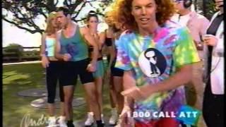 Carrot Top in 1800 Call ATT commercial