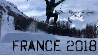 France Val d'Allos 2018