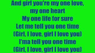 Justin Bieber-One Time Lyrics With Pictures