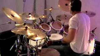Nothin' But A Good Time by Poison drum cover by Rich Martin