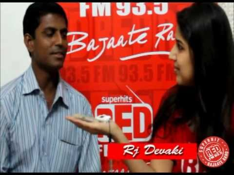 Red FM Ahmedabad Bade Dilwale Raghu Humanity Category