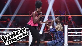 "IDYL vs Happiness - ""Love me now"" / The Battles / The Voice Nigeria Season2"
