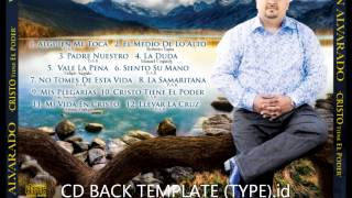 Ivan Alvarado- musica cristiana sinaloense norteno banda o con tuba- Cristo tiene el poder