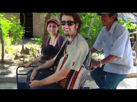 En triciclo por Nicaragua.AVI