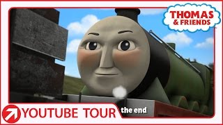 Never, Never, Never Give Up | YouTube World Tour | Thomas & Friends