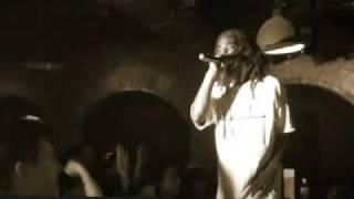 AKIL the MC from Jurassic 5 live in Hanoi @ CAMA