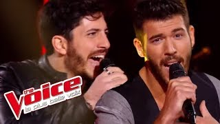 The Voice 2016 | Marc Hatem VS Réphael - Sex On Fire (Kings of Leon) | Battle