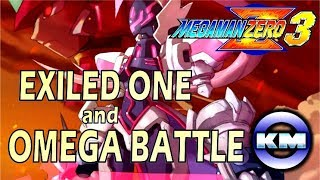 Mega Man Zero 3 - Exiled One & Omega Battle (Cover) || King Meteor