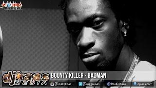 Bounty Killer - Badman ▶Black Heart Riddim ▶Starzplus Prod ▶Dancehall 2015