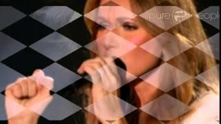 Céline diane dans  très belle chanson