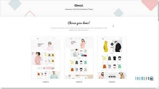 Elessi - WooCommerce AJAX WordPress Theme - RTL support        Tad Co
