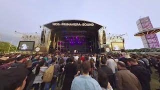 NOS Primavera Sound 360 Video - Day 3