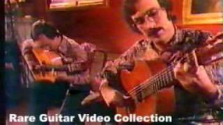Rare Guitar Video: Carlos Bonell and Paco Pena Duet