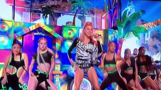 """American Music Award 2014 """"Fergie the Blacked Eyed Peas"""" Live Performance"""" 2014"""