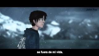 Bruno Mars - When I Was Your Man HD ( Animated Love Story - Sub Español )