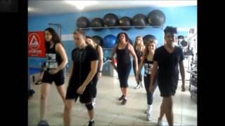 Aulas de Dança na Academia Live More com Tulio Fenix Prado
