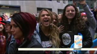 5 Seconds Of Summer - Amnesia live from The Today Show