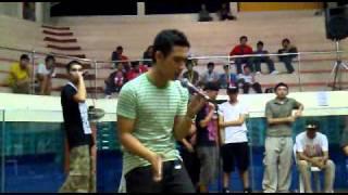 Fliptop Sabong Sumulong - Wasakan LIVE *Acapella* - HARLEM BALIW, JUAN TAMAD, SHEHYEE