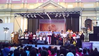 Festival y Marcha Por La Vida -  Oración del Padre Nuestro