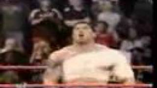 WWE let bodies hit the floor