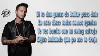 J Balvin -  Ginza (Con letra)