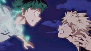 Ski Mask The Slump God // Foot Fungus [AMV]  Midoriya vs Bakugo