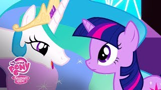 My Little Pony Season 3 - 'Did Twilight Sparkle Pass or Not Pass?' Official Clip