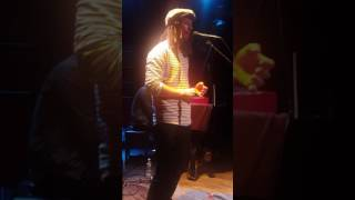 JP Cooper Passport Home 3.28.17 Rockwood Music Hall