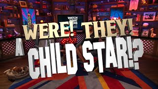 Aisha Tyler & Fred Savage Play 'Were They a Child Star!?' | WWHL