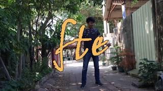FTE|FKJ - Lying Together|一開始根本抓不到拍子XD